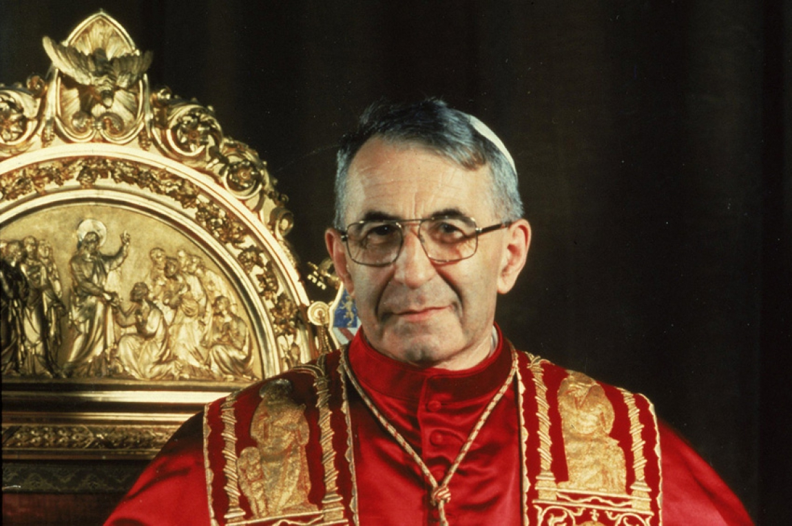 Forty years since Pope John Paul I's murder